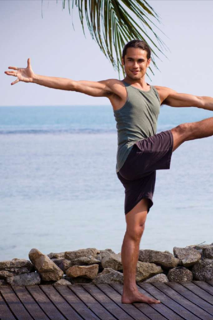 Transformative and inspirational yoga retreat with Jeff Phenix