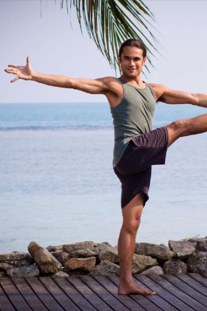 Transformative and inspirational yoga retreat with Jeff Phenix