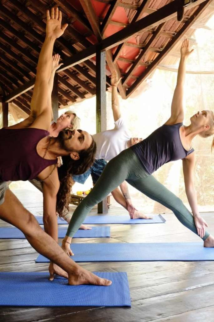 200HR Yoga Teacher Training - 4 Weeks Intensive