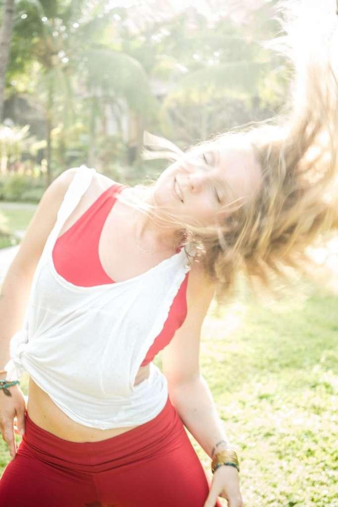 Ecstatic Shaking, Dance & Yin Yoga Retreat